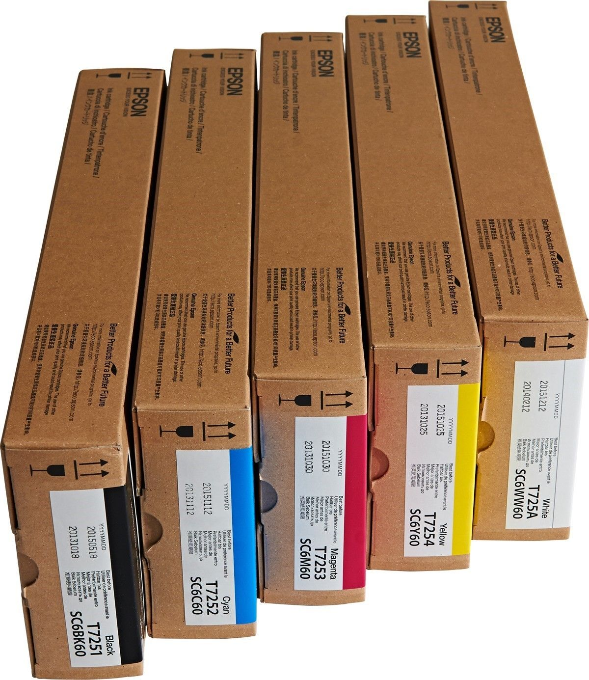 C13T725200 EPSON ULTRACHROME DG CYANO